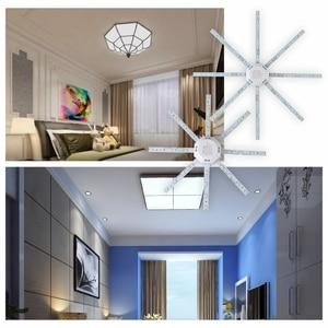 Image 5 - Tavan işık kaynağı 12W 16W 20W 24W LED tavan lambası ahtapot modül lamba kurulu 220V Led ampul kolay kurulum tavan ışık