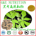 GMP manufacture wholesale price Black Cohosh Extract 600g