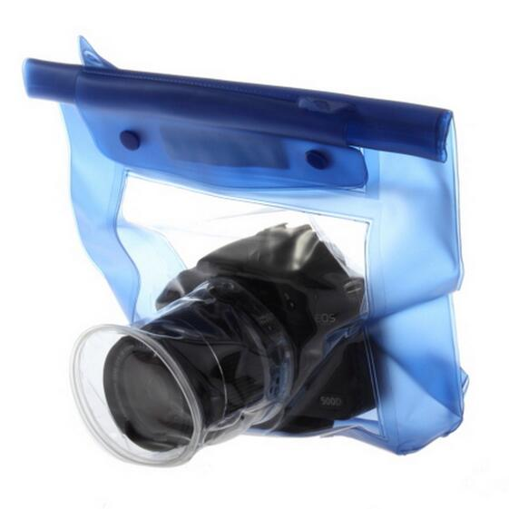 Swimming 20M Waterproof DSLR SLR Digital Camera Outdoor Underwater Housing Case Pouch Dry Bag For Canon For Nikon Hot Selling