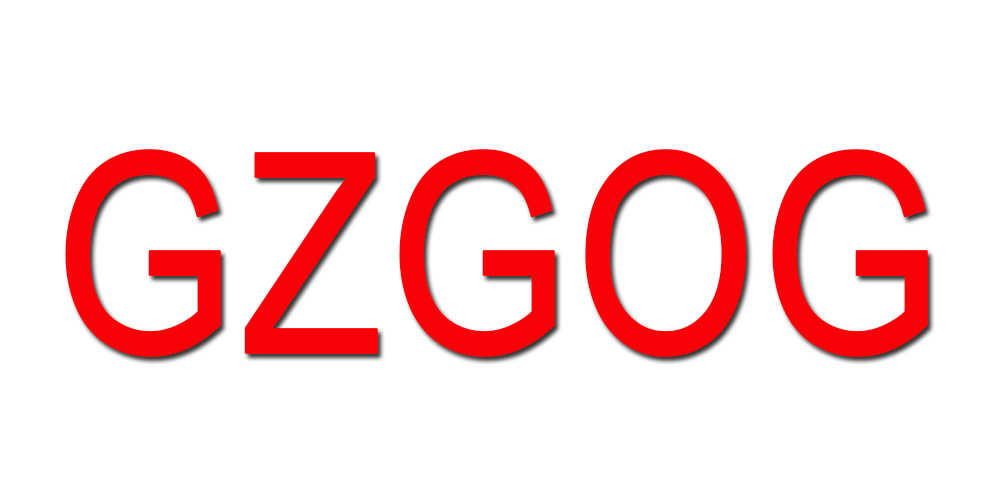 Лого бренда GZGOG из Китая