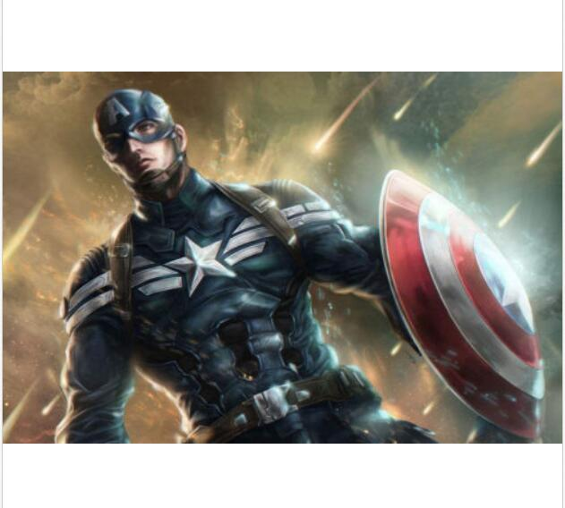 METAL MADE 1:1 Scale CAPTAIN AMERICA STEVE ROGERS SHIELD Fans Collection Drop Ship