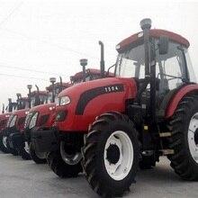 Хорошее качество 150hp большие сельскохозяйственные тракторы
