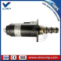 Válvula solenóide da máquina escavadora yb35v00052f3 KDRDE5K-31/30c50-123 para kobelco SK210-8