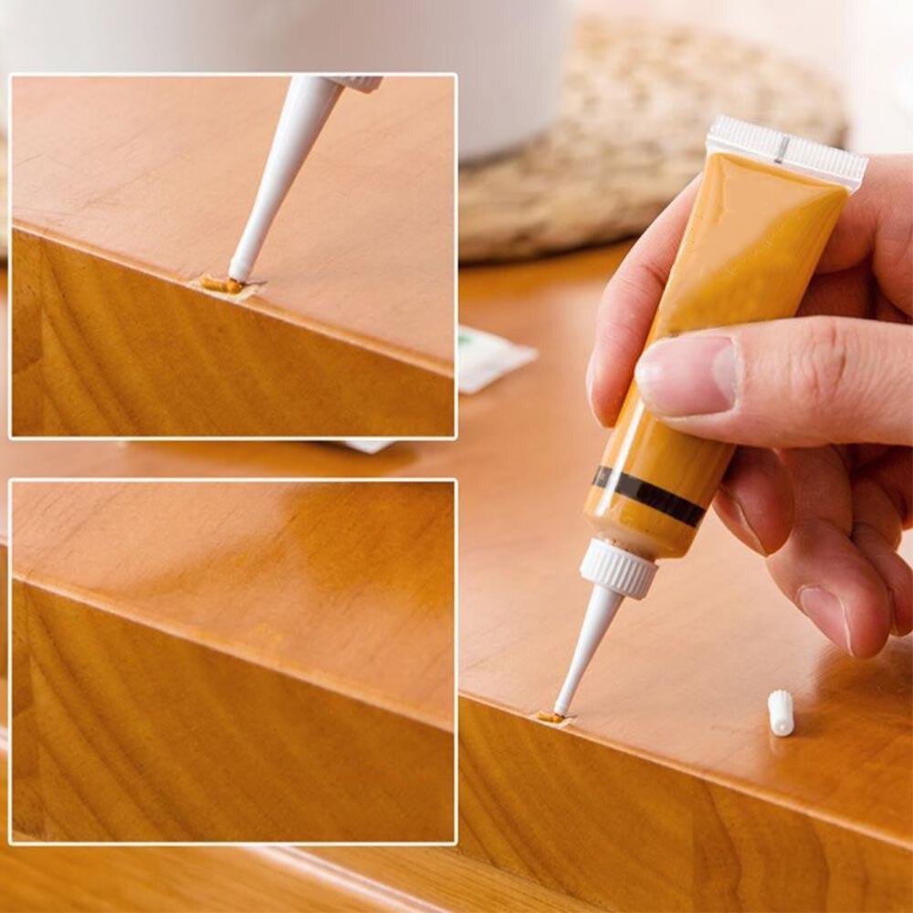 Furniture Scratch Fast Remover Solid Wood Furniture Refinishing Paste Repair Paint Floor Colors Paste Repair Pen