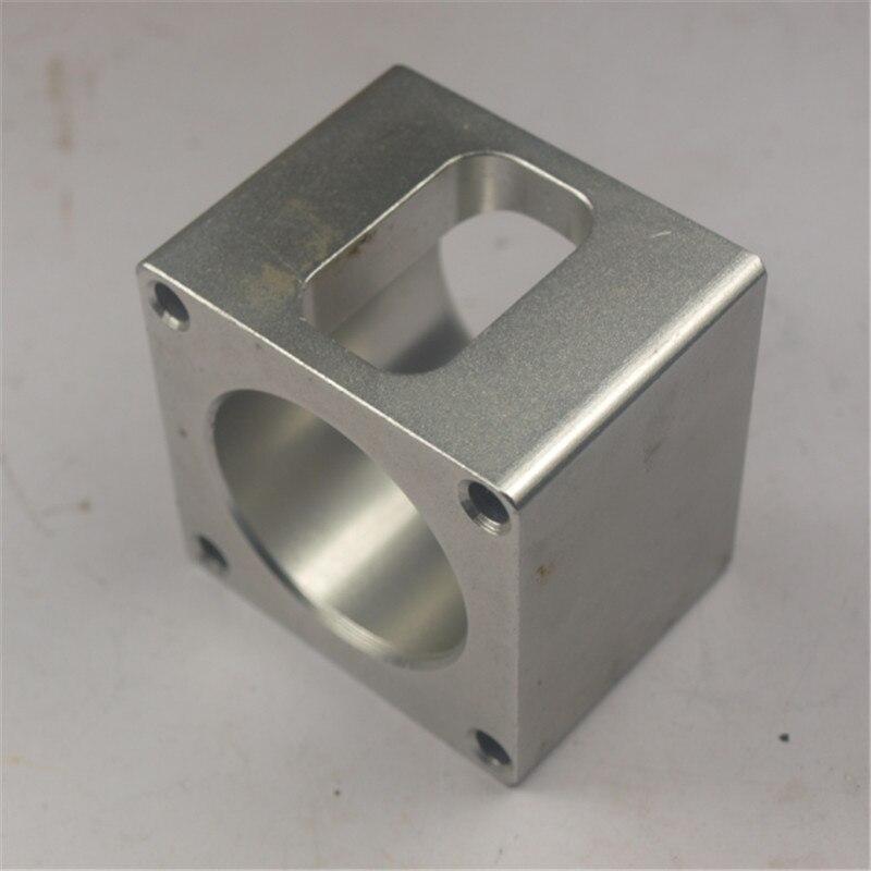 CNC milling DIY nema 23 stepper motor mount holder Mounting Bracket for Nema 23 Stepper Motor Geared Stepper CNC/3D Printer
