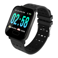 Neue Männer Frauen Smart Uhr Bluetooth Schlaf Monitering Sitzende Erinnerung Silikon Strap DOM668