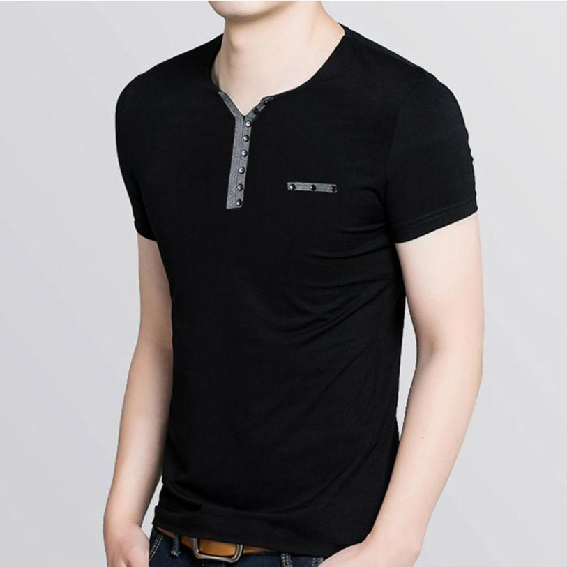 Aliexpress.com : Buy 2016 Latest Mens Fashion Shirts Slim Fit V ...