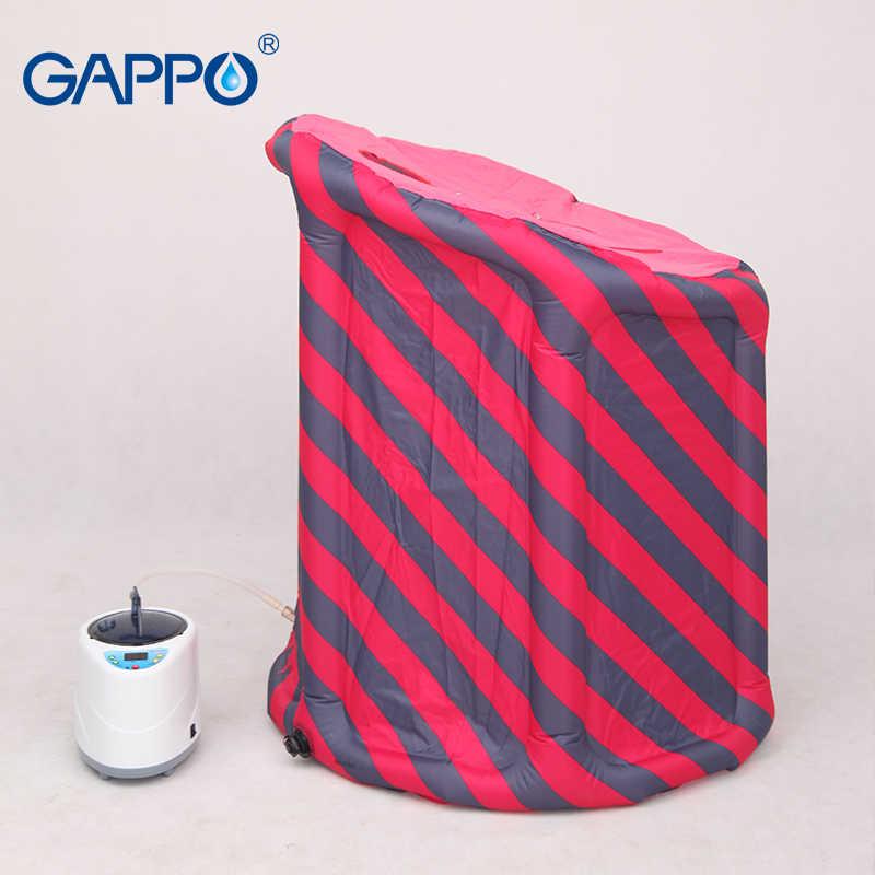 GAPPO Паровая сауна домашняя сауна полезные гидрокостюмы для похудения расслабляет усталую сауну пот с мешком для сауны