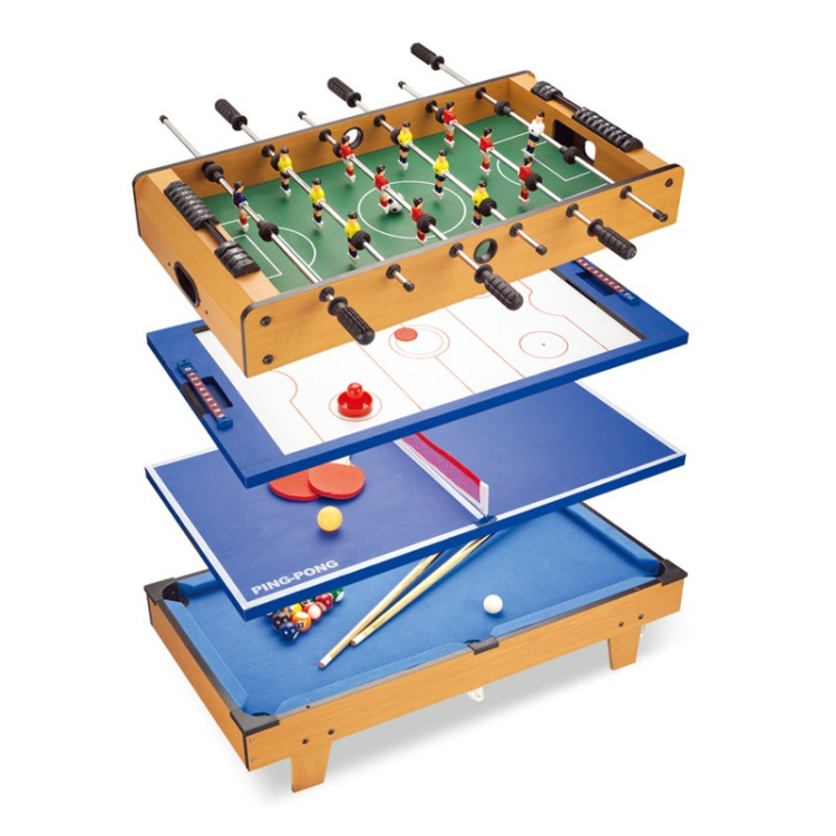 Free Shipping In Multifunction Childrens Recreation Pool Table - Multifunction pool table