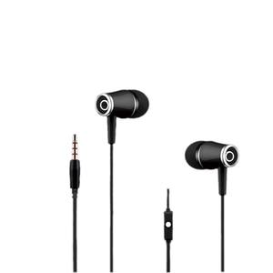 Image 5 - 10 Stuks Veel K68 In Ear Oortelefoon Headset Wired Controle Met 3.5 Mm Interfac Mic Oortelefoon Voor Android voor Apple