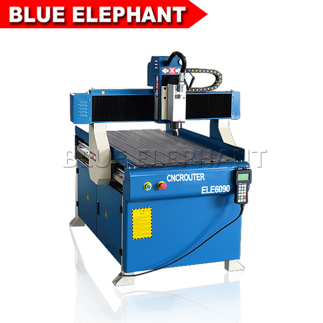 blue elephant 6090 cnc mechanische kit holz mdf acryl. Black Bedroom Furniture Sets. Home Design Ideas