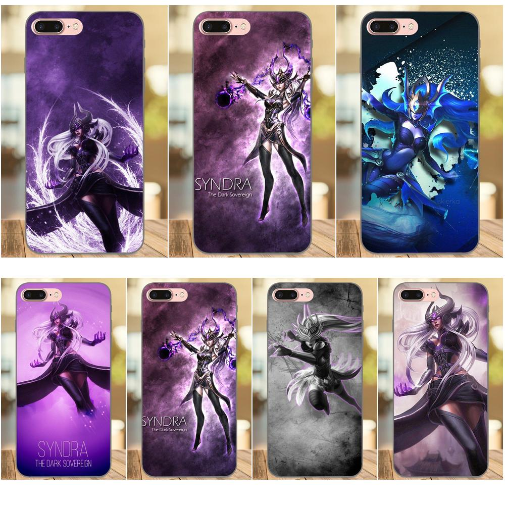 Phone-Case Samsung Galaxy Syndra For A3 A5 A6 Star-Plus A7 Lovely A9 A8
