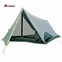 Basspro authentic outdoor camping tent Single Carbon Pole Singhle lelayer tent on foot through the equipment