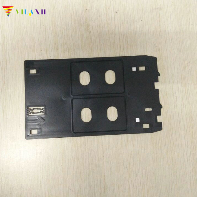 PVC ID Card Tray For Canon iP7250 iP7280 iP7260 iP7270 iP7240 MG7510 MG7520 MG7540 MG7550 MG7770 MX922 MX923 MX924 J type in Printer Parts from Computer Office