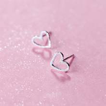 925 Sterling Silver Stud Earrings for Girls