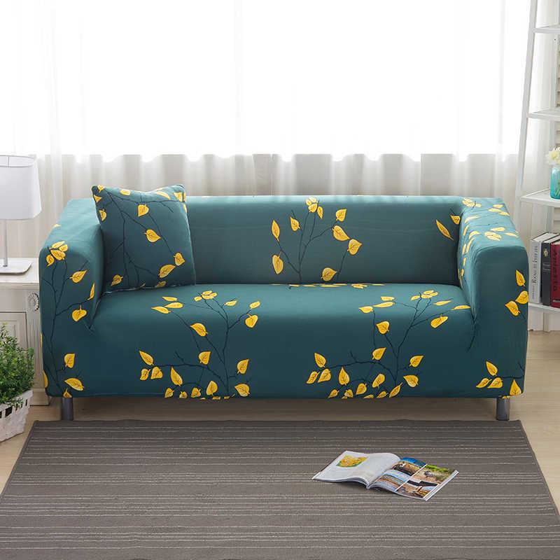 Счастливого Рождества нескользящий эластичный чехол на диван четыре сезона полиэстер все включено стрейч диван подушка диван полотенце чехол