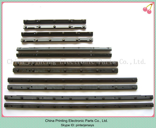 Heidelberg printing machines spare parts plate holder 20 pieces free shipping heidelberg printing machine spare parts feeder wheel size 60 8mm