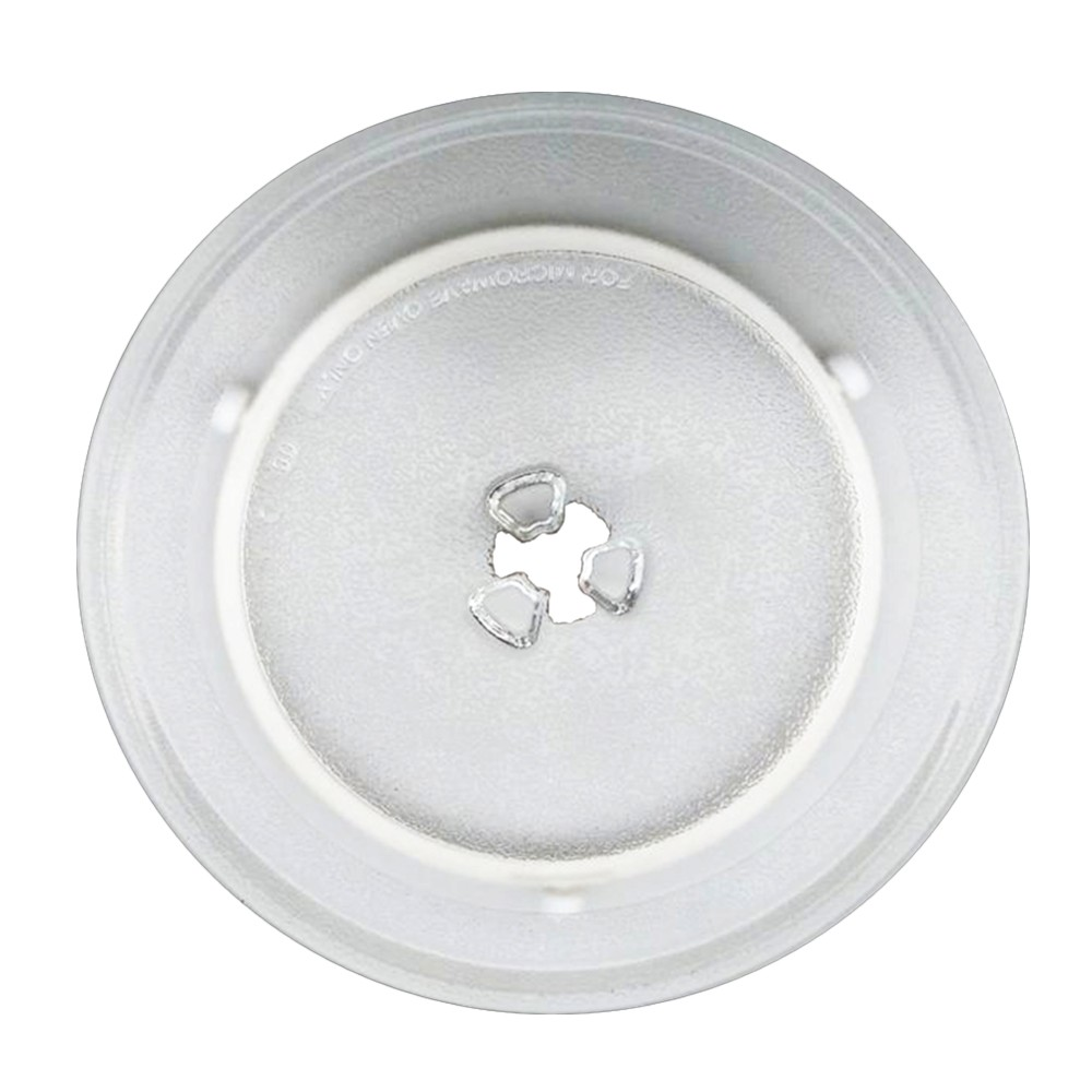 Microwave Plate Us 23 8 2017 High Quality 24 5cm Microwave Oven Glass Plate For Haier Galanz Midea Etc Microwave Oven Parts In Microwave Oven Parts From Home