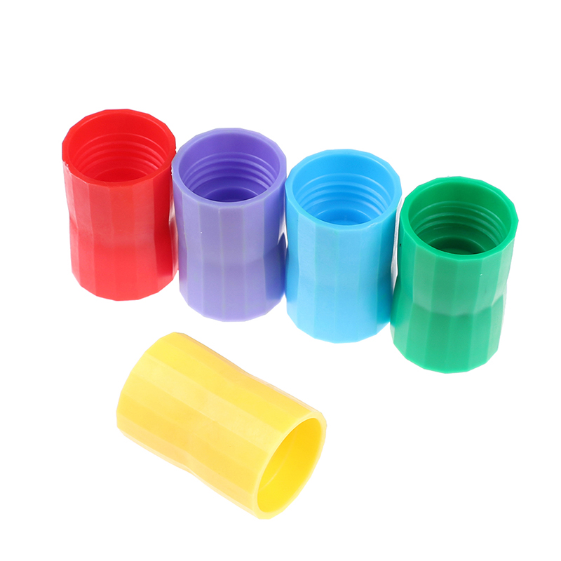 4 Pieces Vortex Bottle Water Connector Science Cyclone Tube Experiment 3.3cm*4.8cm