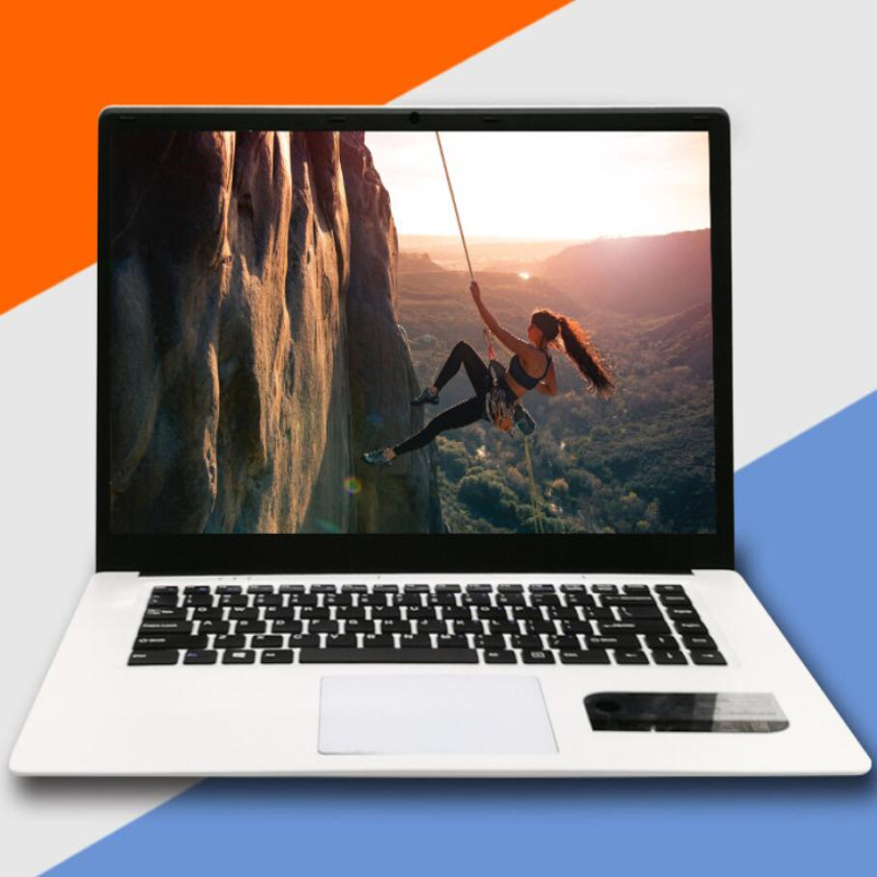 Notebook Laptops 15.6inch 1920x1080P Intel ATOM Z8350 CPU Quad Core 4GB RAM+64GB  EMMC USB 3.0 On For SALE Laptops Notebook
