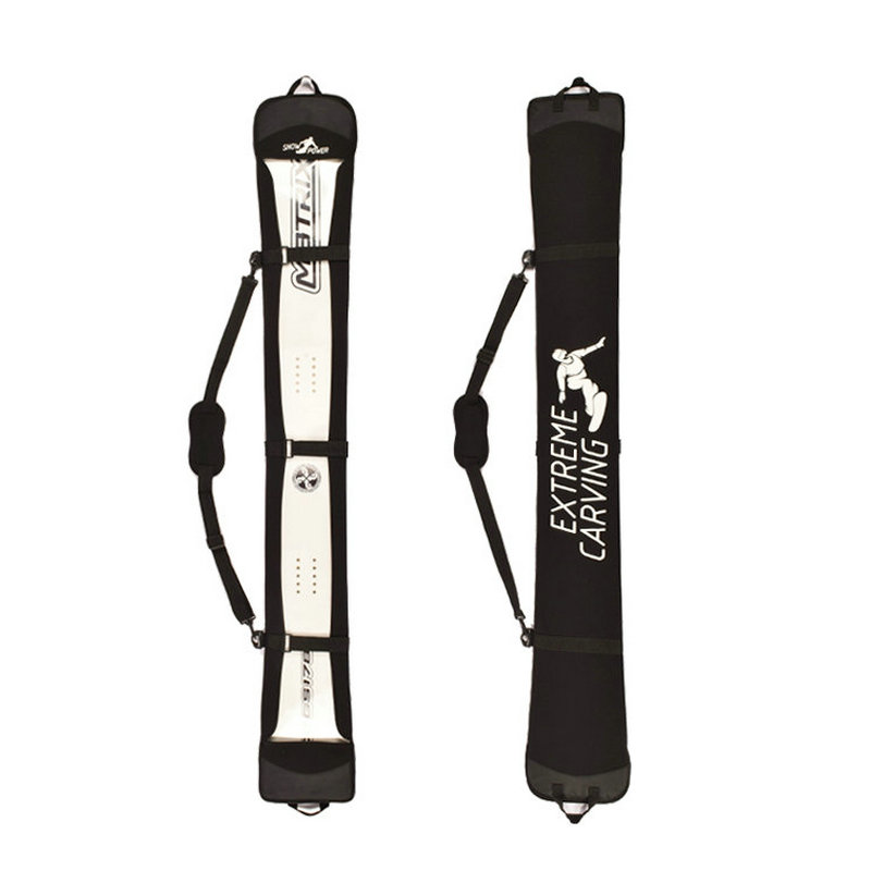 2019 Nouveau Racing Snowbaord Sacs Ski Bga Snowboard Sacs D'épaule Simple Sac 150 cm-165 cm Snowboard