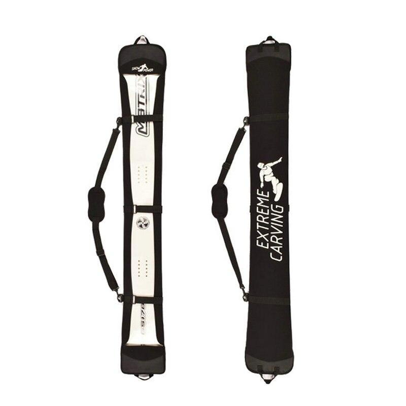 2019 nouveaux sacs de Snowbaord de course Ski Bgas sacs de Snowboard sac à bandoulière unique 150 cm-165 cm Snowboard