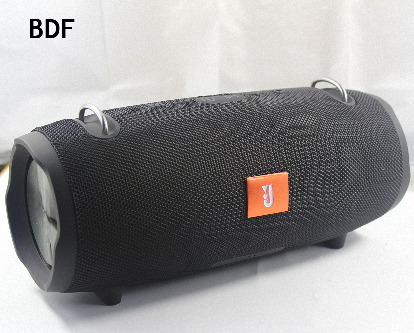 BDF Music Shock Wave Bluetooth Speaker Outdoor Wireless Stereo Bass HI-FI Portable Speaker Boombox SoundBar Speaker Bluetooth hi fi speaker