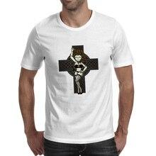 Zombie Betty Boop T Shirt Parody Dancing Girl Sexy Rock Creative Casual T-shirt Pop Fashion Novelty Unisex Tee