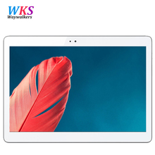10.1 pulgadas tablet pc Android 5.1 Octa Core 64 GB ROM 4 GB RAM Dual SIM WIFI GPS 3G LTE teléfono MT6592 bluetooth Hot New Tablet PC