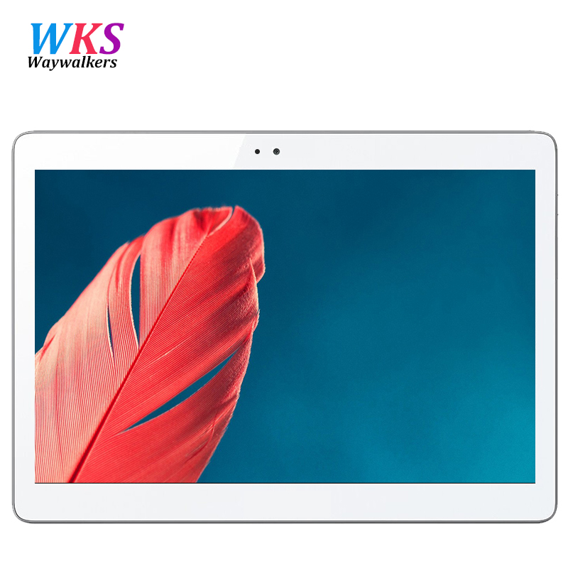 10.1 pulgadas tablet pc Android 5.1 Octa Core 64 GB ROM 4 GB RAM Dual SIM WIFI G