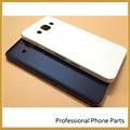 Original Rear Battery Door For Samsung Galaxy A3 A300 A3000 Housing Back Cover Mobile Phone Parts +Logo, Dark Blue/White