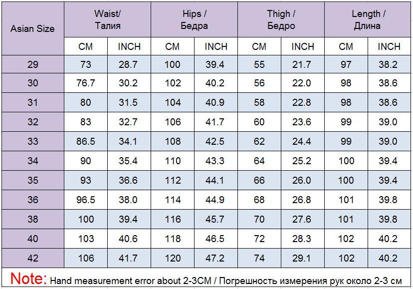 HTB1ohGneL1H3KVjSZFHq6zKppXaF Pants Men Size29-42 Spring Autumn Straight Pant 100% Cotton 55-120 kg Men Wear Comfortable warm Trousers Male Clothing