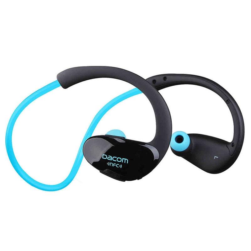 ФОТО Dacom NFC Sport Wireless Auriculares Fone de Ouvido Bluetooth Earphone Wireless Headphone To Ear Earphones and Bluetooth Headset