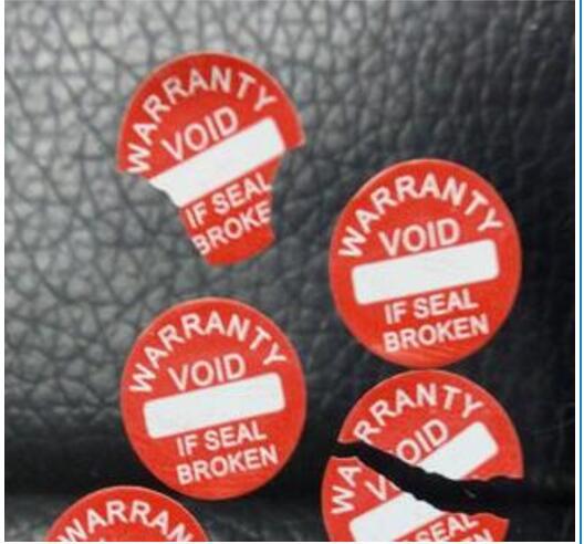 520stickers diameter 10mm round warranty fragile seal label sticker universal guaranteed void sticker in stickers from home garden on aliexpress com