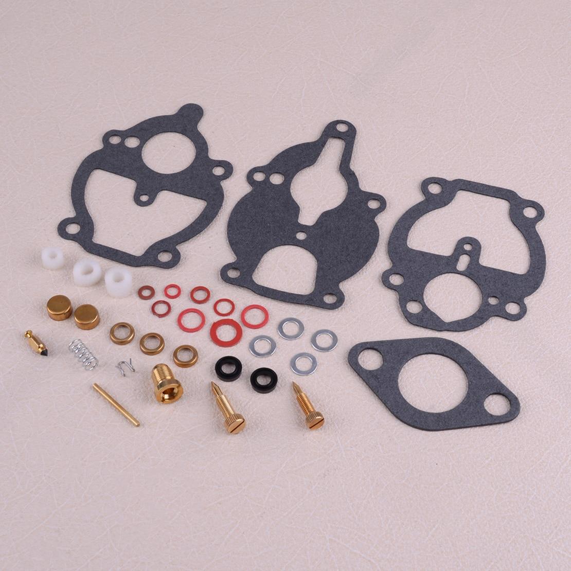 + Zenith 1 BARREL Carburetor Repair Kit Towmotor ONAN Allis Clark Palmer Deere