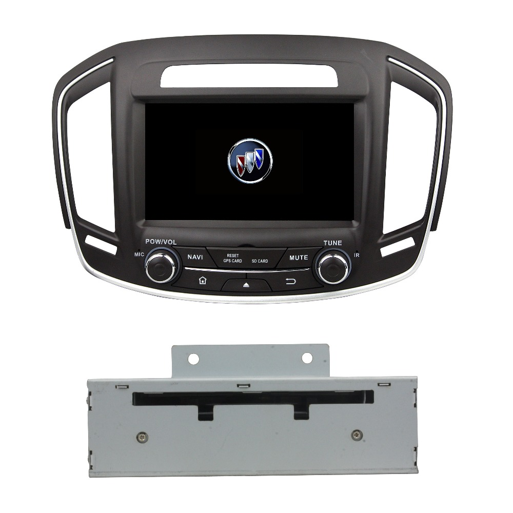 otojeta car dvd player for BUICK Regal 2014 2016 octa core android 6 0 2GB RAM