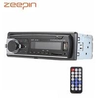 Bluetooth Автомобильный MP3-плеер аудио стерео 4X60 W автомобильный радиоприемник 12 V в тире 1 Din FM Aux Вход приемник USB SD карты авто радио воспроизведен...