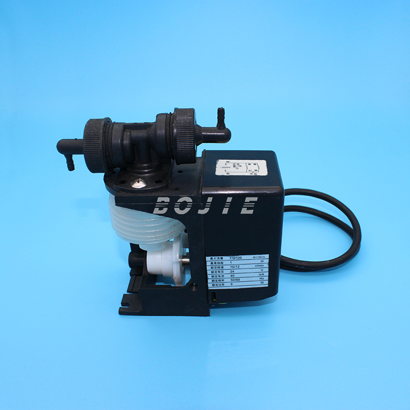 High quality Myjet printer ink pump/ ink pump for Myjet. u shape ink pump for roland printer sc540 sc545 sj540 sj640 sj645 sj740 sj745 sj1000 sj1045 xj540 xj640 xj740 xc540 vp540 pump