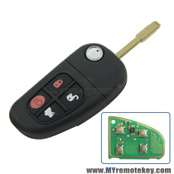 Popular Jaguar Flip Key Buy Cheap Jaguar Flip Key Lots