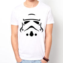 NEW Stormtrooper retro star wars t-shirt Free shipping Harajuku Tops Fashion Classic Unique