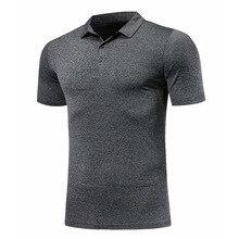 2019 Mens Running Shirt Designer T-Shirt Quick Dry Slim Fit Tops Fitness Sport T-Shirts T Shirts