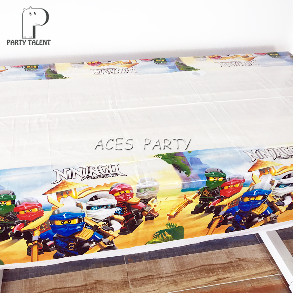 Party supplies 1pcs Ninja Ninjago theme party, birthday party ...