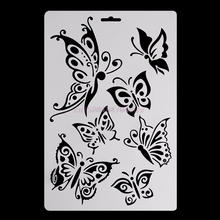 DIY Craft Walls Painting Scrapbooking Decorative Embossing Paper Cards #H055# decorative paper craft