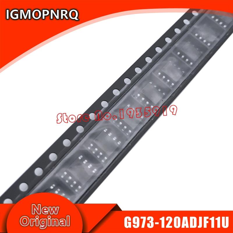 10 adet/grup G973-120ADJF11U G973-120 973-120 SOP-8 yeni orijinal10 adet/grup G973-120ADJF11U G973-120 973-120 SOP-8 yeni orijinal