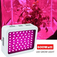 LED Grow Light,Full Spectrum,600W HPS Replacement,With adjustable Rope,Special Design for Indoor Plants Growing and Blooming