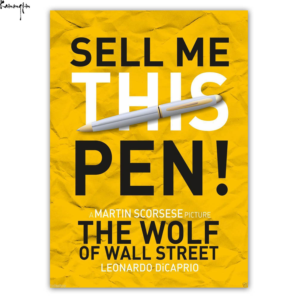 Buy wolf of wall street canvas art and get free shipping on ...