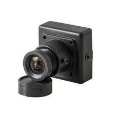 CCD 700TVL Mini Square OSD menu mini Camera ATM Camera with Nextchip 2090+672673 DSP For Aerial Photograph Industrial camera