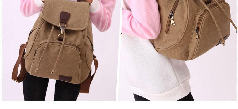 HTB1ohKjacrrK1RjSspaq6AREXXas Woman canvas backpacks female vintage bag fashion backpacks for teenage girls retro College student school bags fabric knapsack