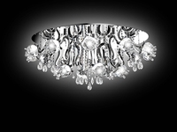 Modern Brief Lighting Lamps Living Room Wall Lamp Bedroom Bedside Lamp Mx14003031 Crystal Ceiling Light