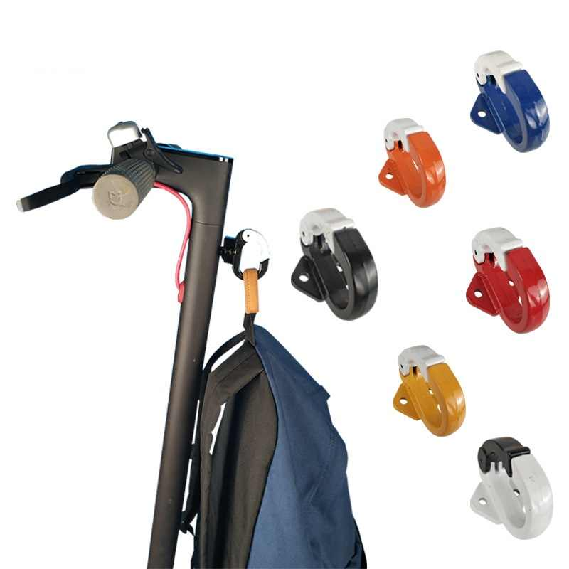 Xiaomi Mijia M365 Electric Scooter Front Hook Hanger Helmet Bags Claw Gadget Skateboard Tools Bottle Luggage Cargo Carrier Bag